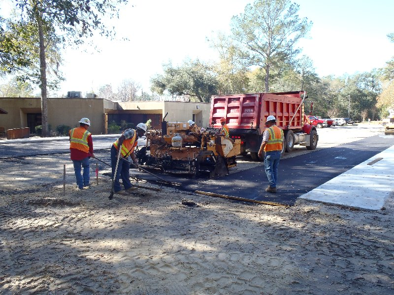 Osteen Brothers Complete Site Work Demolition Paving