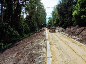 Grading and Compacting